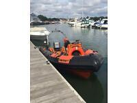 RIB boat speed boat speedboat RIBCRAFT inflatable boat R.I.B