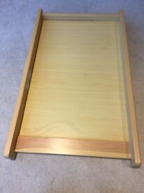 Cot Top Changer (Natural) with free Mat