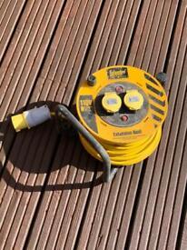 Defender 25M 110V cable reel