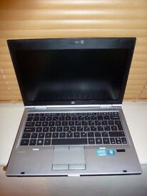 "HP EliteBook 2560p 12.1"" Laptop Notebook Core i7 160GB SDD, 8GB RAM WEB-CAM, FINGERPINT"