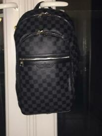 Loui Vuitton back pack RARE