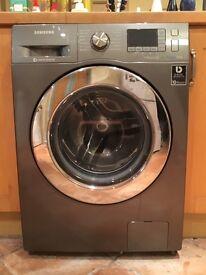 Samsung WF80F5E5U4X Washing Machines – Graphite
