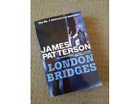 Brand New Paperback by James Patterson : London Bridges