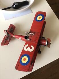 British war plane