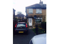 3 BEDROOM SEMI DETACHED HOUSE FOR RENT TO LET, BD5 7HP WEST BOWLING NO FEES GARDEN DRIVE DSS WELCOME