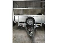 New Ifor Williams Trailer LM126