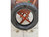 Avon motorbike tire 150/80 16 like new