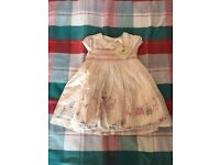 Girls dress 9 to 12 months by Next