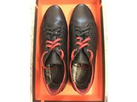 Stylish men's shoes for sale in unused, perfect condition