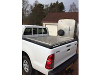 Mountain Top Tonneau Cover (with handrails)