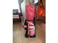 Children's golf clubs