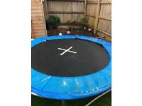 8ft trampoline free