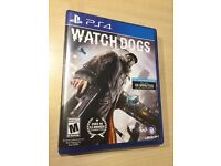 WATCH DOGS PS4!!