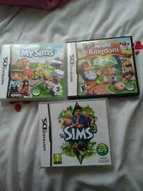 Ds gamea bundle for £10