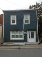 39 Quidi Vidi Rd. furnished 3 bedroom home located Downtown