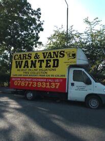Collect scrap caravan need caravan for scrap scrap car wanted