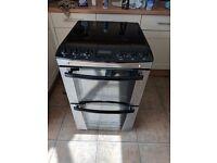 Zanussi ZRC 5540. 55inc Electric double oven.