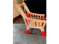 Great little trading company toy trolley