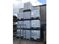 IBC CUBES FOR SALE - FOOD GRADE