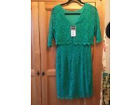 Wallis lace dress size 12