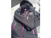 Kukri Ulster Rugby Ladies all Weather Jacket