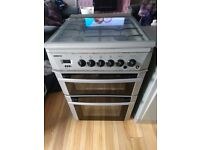 GAS COOKER MATURAL DOUBLE OVEN