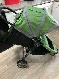 Citi mini jogger pushchair