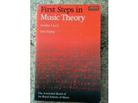 First Steps in Music Theory Grades 1-5
