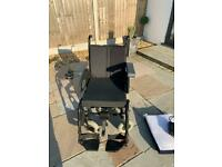 Electric quickie tango wheel chair
