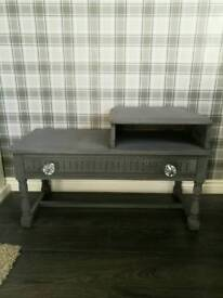 Telephone/Side table shabby chic style