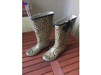 Ladies wellington boots