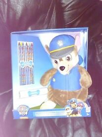 Paw patrol new and sealed