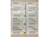 PhD Amino Supoort 180 tablets (amino acids support protein metabolism and reduce tiredness)