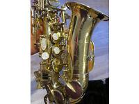 Soprano Saxophone - curved - Allegro