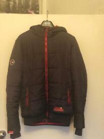 Super dry men's medium jacket
