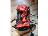 Montis Nadel 80+20, Men Trekking Back-Pack, 100 l