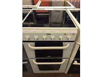50CM WHITE CREDA ELECTRIC COOKER