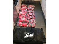 Eastside / mixed martial arts Boxing active kit boxing gloves & pads for training