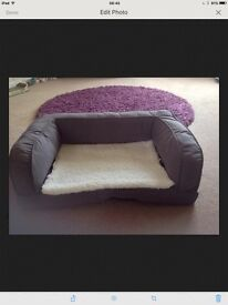 Orphapedic Dog Bed Wouls Suit Small Dog Breed