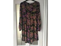 LADIES FAT FACE TUNIC - SIZE 14 - NEW BUT NO TAGS