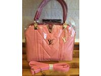 Louis Vuitton Pink Handbag