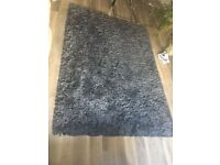 Large grey ikea rug - COLLECTION ONLY