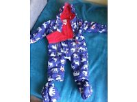 baby snow suit Joules 9-12 months