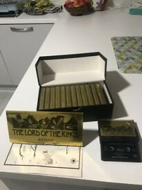1980 BBC Radio Cassette Lord of the Rings Serial