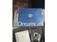 SEGA Dreamcast and games