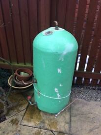 Direct copper cylinder hot water tank - Bargain at £65
