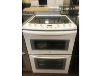 60CM WHITE HOTPOINT/CREDA ELECTRIC COOKER