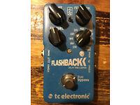 TC Electronics Flashback Delay