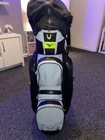 Mizuno waterproof cart bag