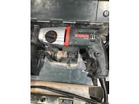Metabo 240 volt hammer drill
